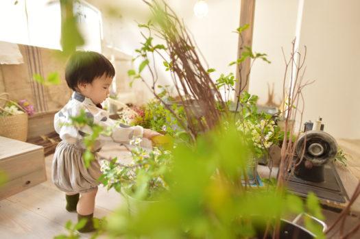 宝塚市 写真撮影 誕生日記念 男の子