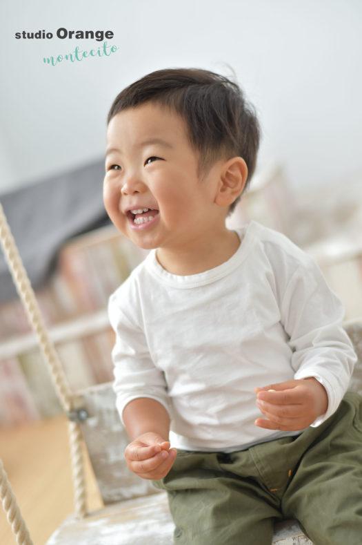 三田市 誕生日記念 バースデーフォト 男の子