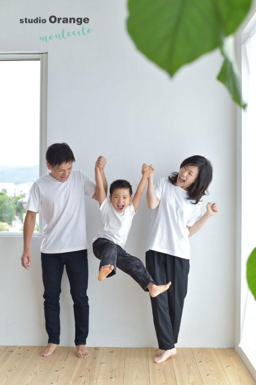 宝塚 ナチュラル 家族写真