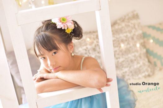 宝塚市 BDフォト 10歳 女の子