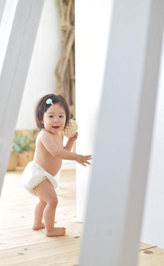 宝塚市 バースデー 1歳 女の子