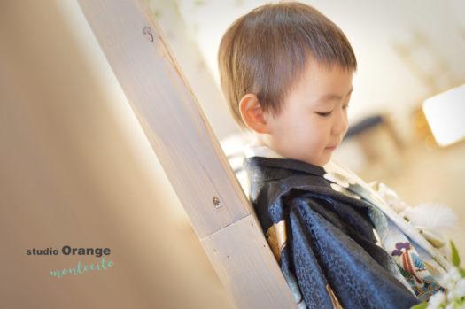 宝塚 七五三 3歳男の子 着物