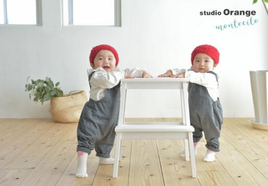 川西市 双子 女の子