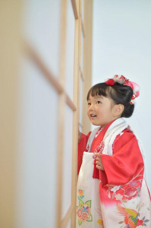 宝塚 七五三 3歳 日本髪