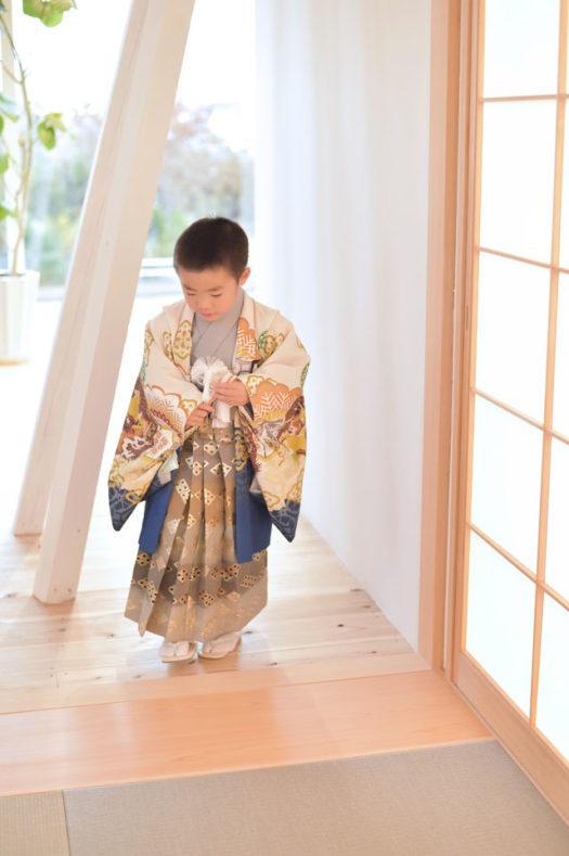 宝塚 5歳 七五三 日本の伝統