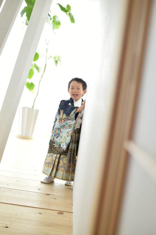 宝塚市 七五三 男の子