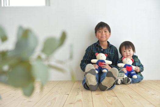 宝塚市 10歳記念 バースデーフォト