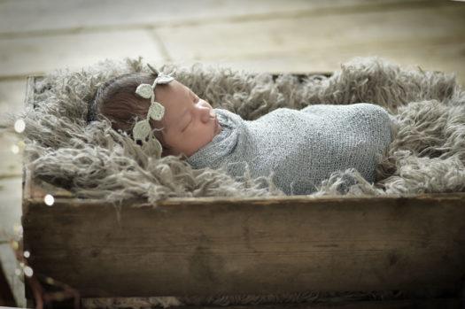 伊丹市 ニューボーンフォト 新生児 生まれたて
