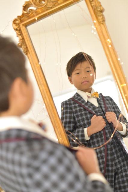 奈良市 10歳 バースデーフォト