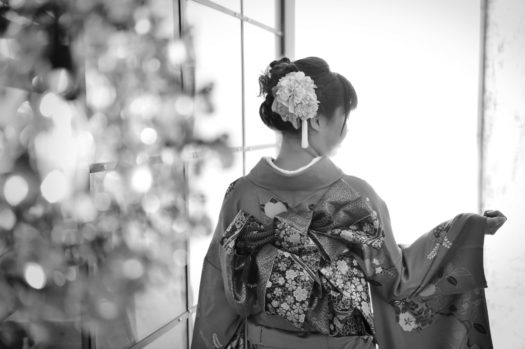 宝塚市 成人式 帯 イメージカット