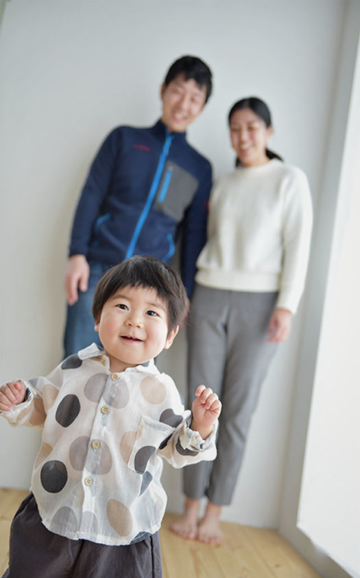 宝塚市 バースデーフォト お誕生日 男の子 家族写真