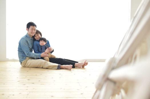 宝塚市 誕生日 家族写真