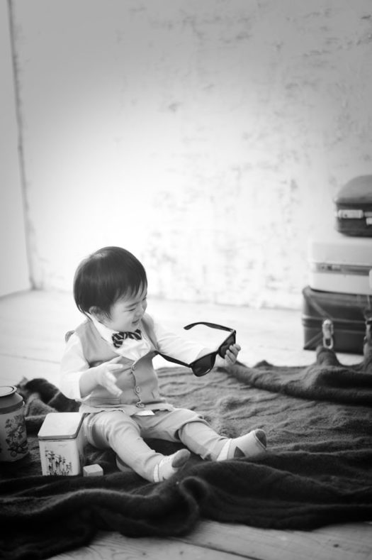 兵庫県 バースデーフォト 1歳