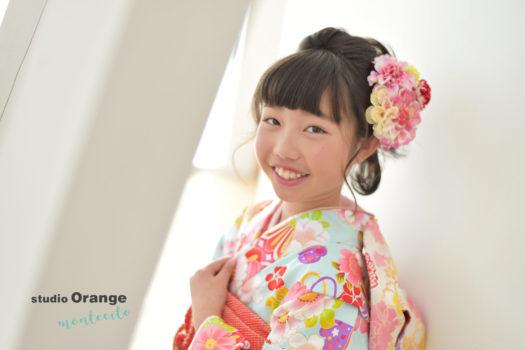 宝塚市 写真館 10歳記念 女の子