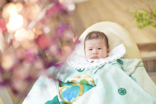 豊中市 お宮参り 赤ちゃん