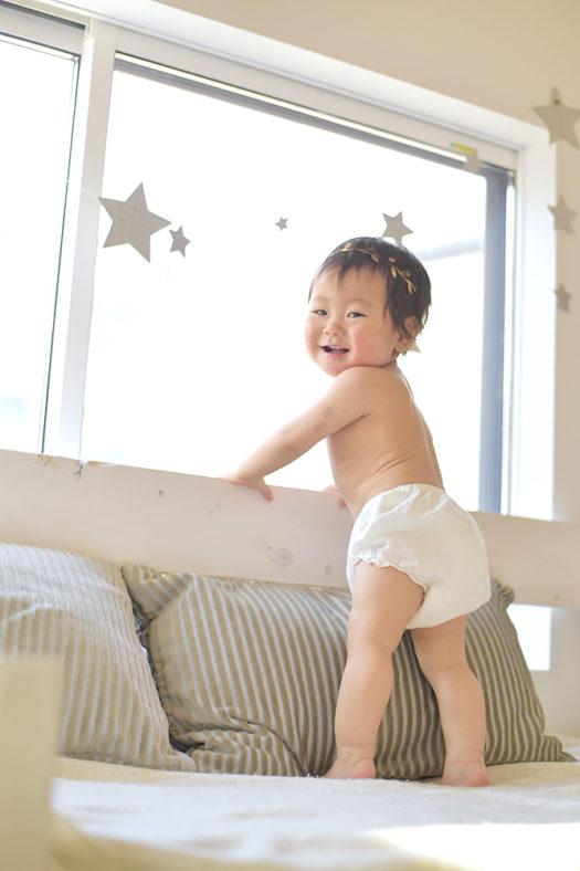 宝塚市 バースデー 1歳男の子