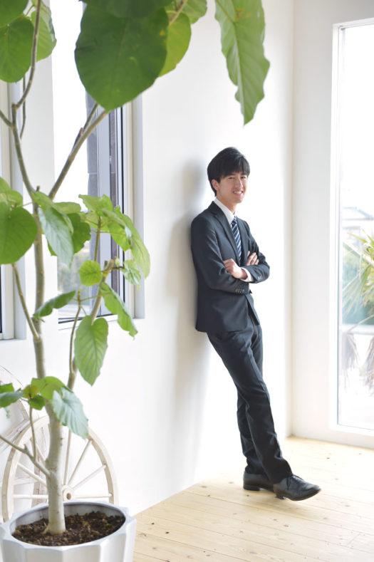 宝塚市 男性 成人記念 スーツ