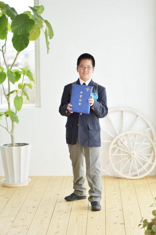 宝塚市 卒業記念 制服