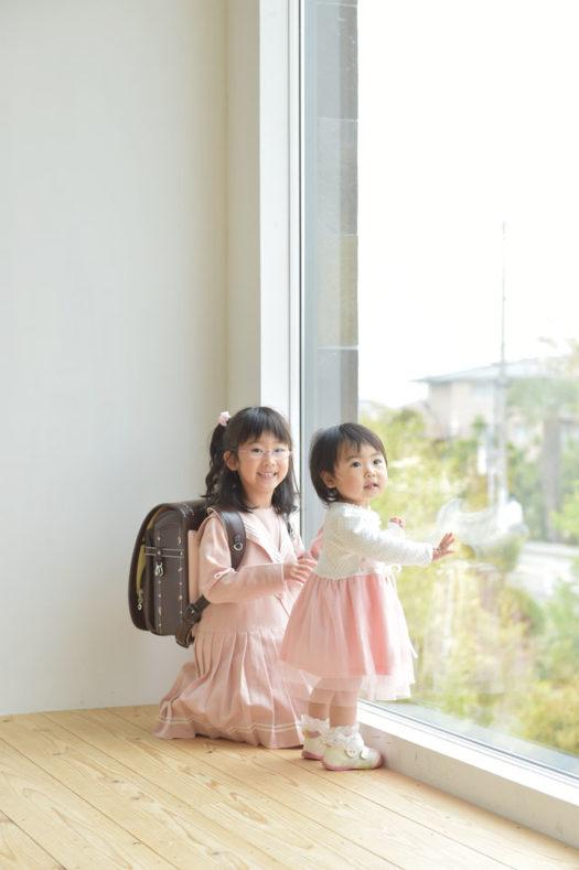 宝塚市 入学記念