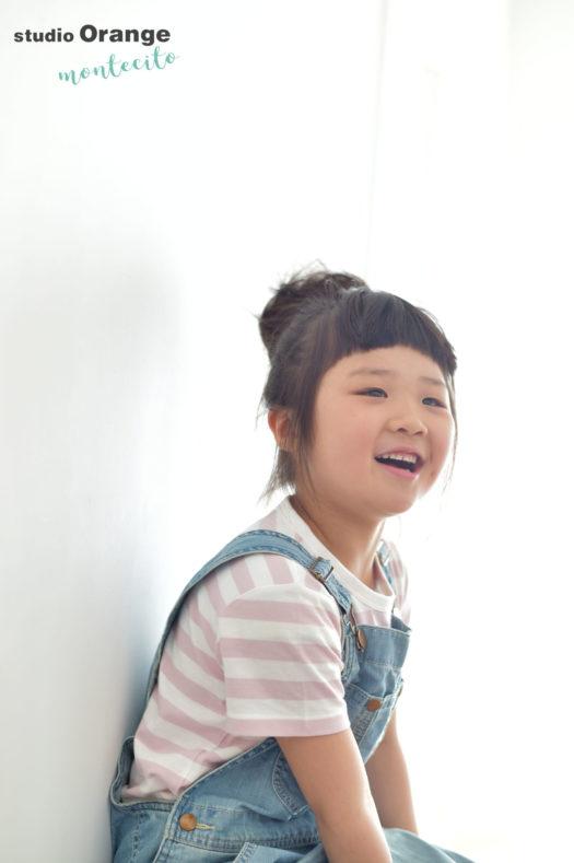 宝塚市 七五三 7歳 ナチュラルフォト