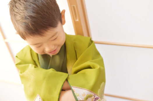 宝塚市 七五三 4歳男の子