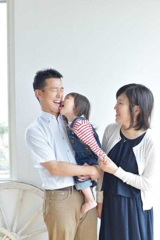 川西市 バースデーフォト 家族写真