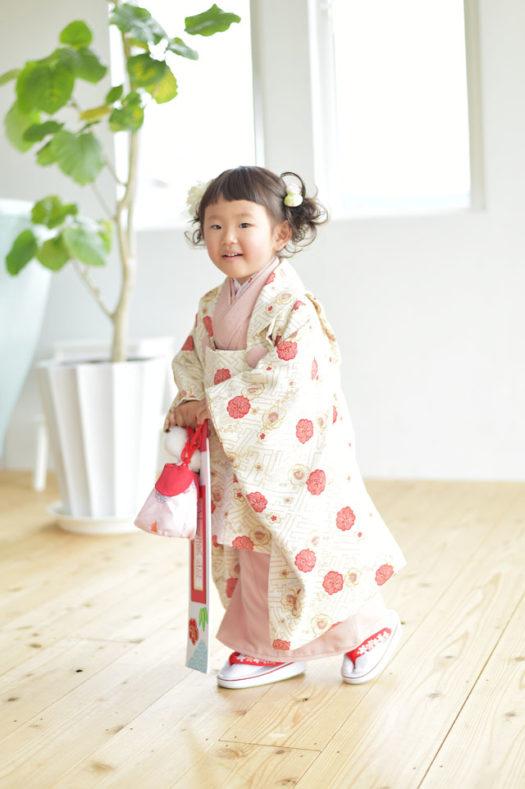 兵庫 七五三 3歳女の子