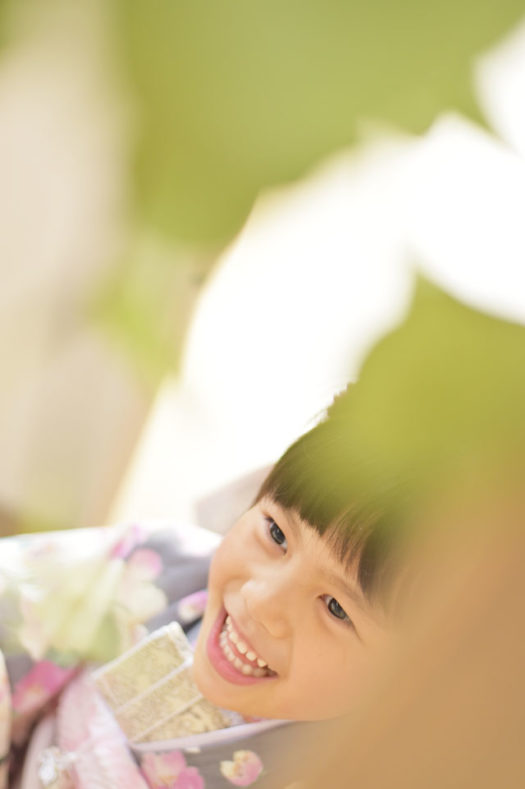 宝塚市 七五三 前撮り 3歳 7歳