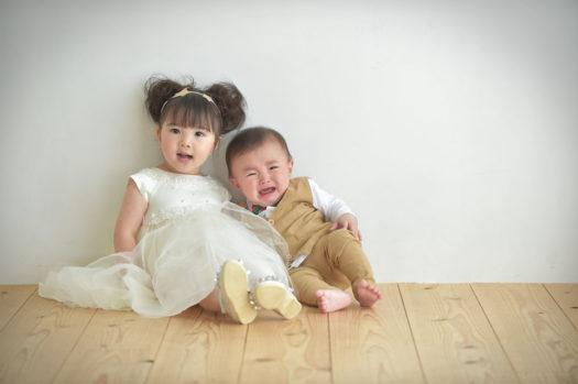 宝塚市 七五三 前撮り 3歳