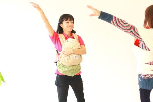 ベビーダンス教室