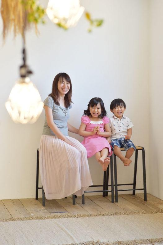 宝塚市 お誕生日記念 姉弟写真