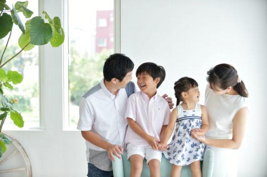 宝塚市 ファミリーフォト 家族写真