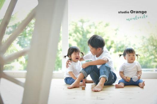 宝塚 双子 バースデーフォト リンクコーデ