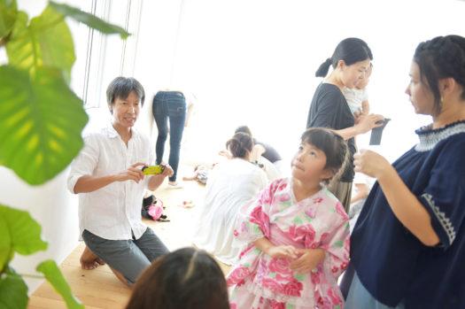 宝塚市 写真館 夏祭り オレンジフェス
