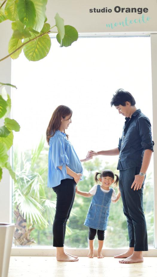 武庫之荘 七五三 中山寺 家族写真 カジュアルフォト