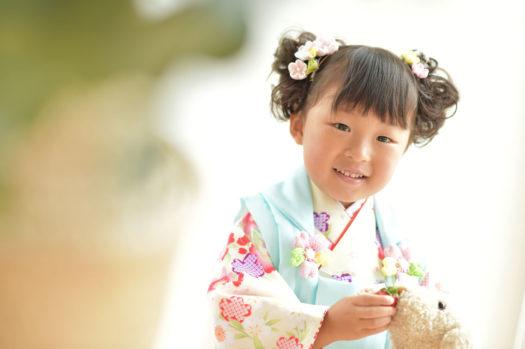 宝塚 中山寺 七五三 3歳女の子