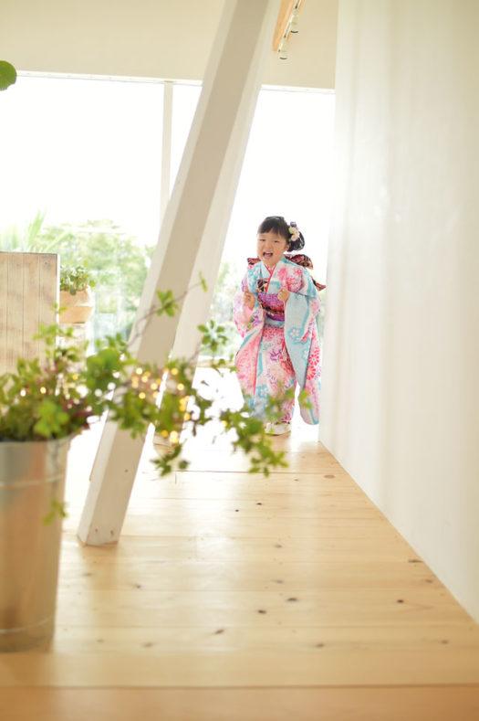 宝塚 中山寺 七五三 7歳女の子