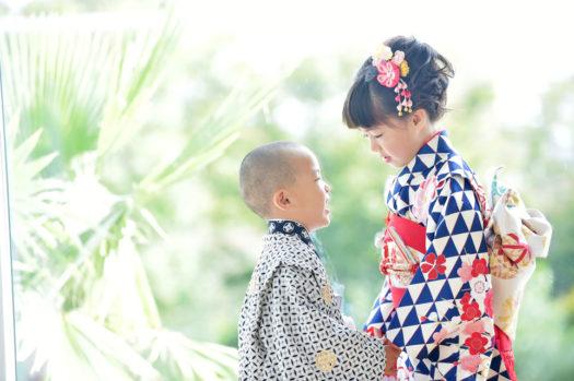 宝塚 七五三 7歳 5歳