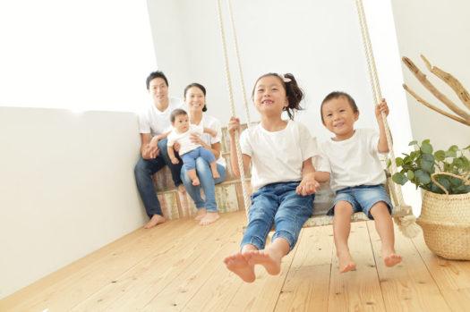 伊丹 家族写真 七五三 カジュアル