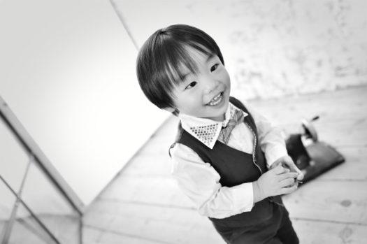 川西市 お誕生日記念 バースデーフォト 2歳