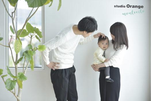 宝塚市 お誕生日撮影