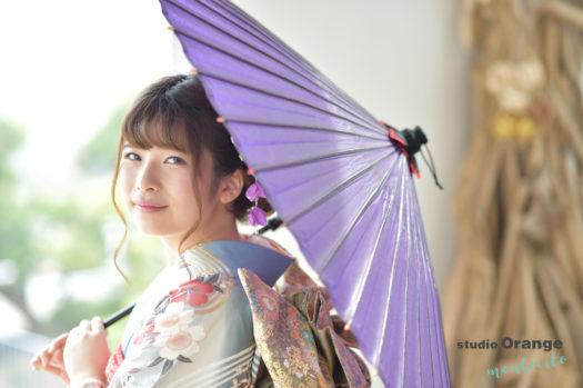 宝塚市 写真館 成人式 前撮り 後撮り 女性