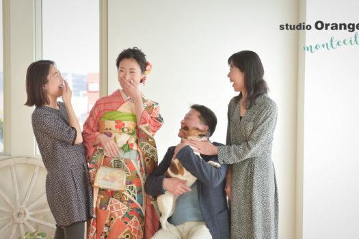 神戸市 成人式 写真撮影