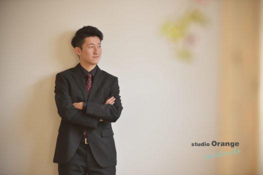 宝塚市 写真館 成人式 前撮り 男の子