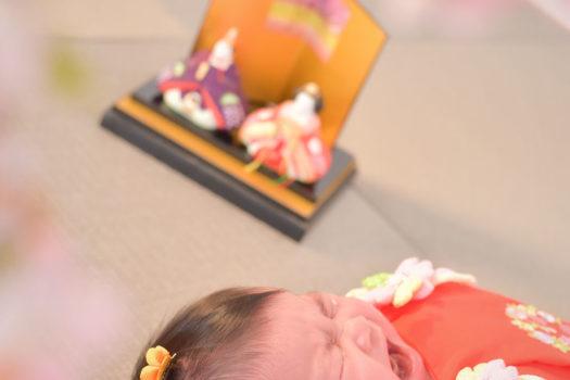 宝塚市 ひな祭り 雛人形 写真 着物
