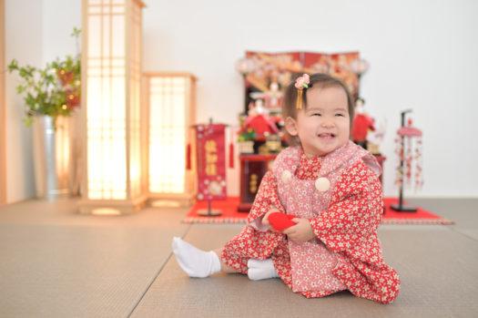 宝塚市 雛祭り 写真撮影