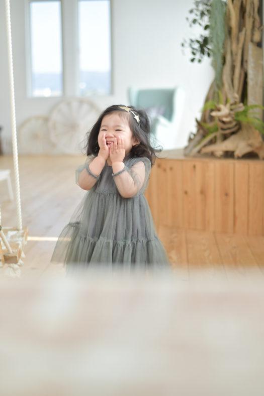 宝塚 バースデーフォト 女の子