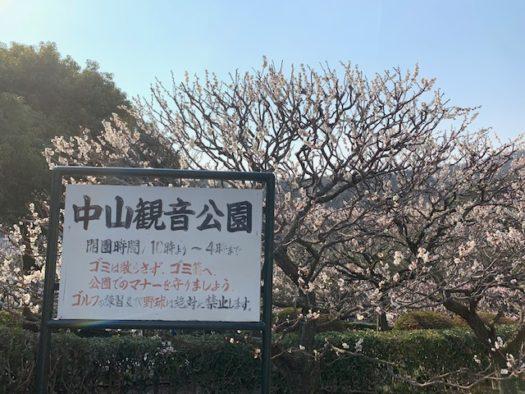 中山寺 中山観音公園