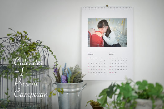 カレンダー キャンペーン
