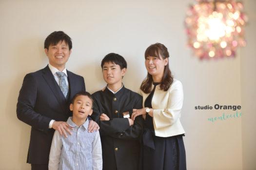 宝塚市 写真館 家族写真